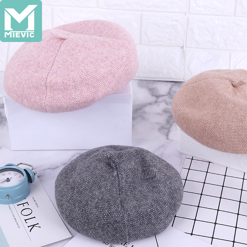 FSF knitted berets 903619 MIEVIC/米薇可